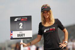 Grid girl F2 de Will Bratt