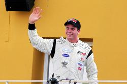 Race podium: 3de Dean Stoneman