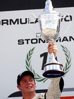 2010 F2 champion Dean Stoneman