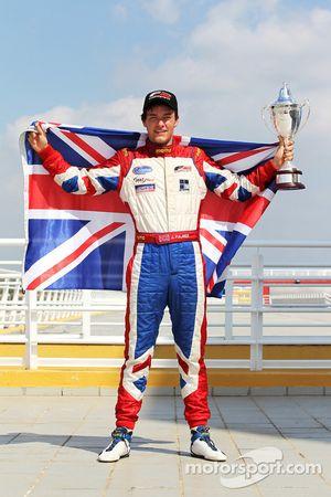 Jolyon Palmer, 2e du championnat 2010 de Formule 2