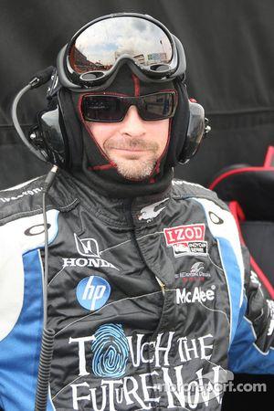 De Ferran Luczo Dragon Racing team member