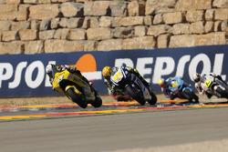 Hector Barbera, Paginas Amarillas Aspar, Valentino Rossi, Fiat Yamaha Team