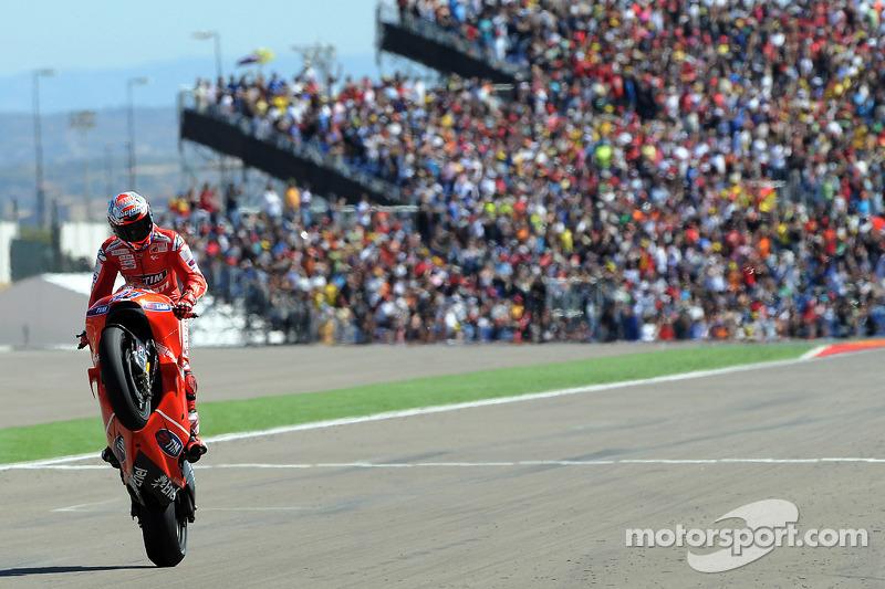 #29 - Casey Stoner - GP de Aragón 2010