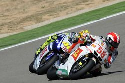 Марко Симончелли, San Carlo Honda Gresini и Валентино Росси, Fiat Yamaha Team