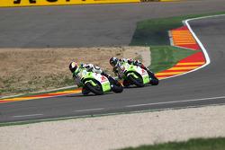 Aleix Espargaro, Pramac Racing Team en Mika Kallio, Pramac Racing Team