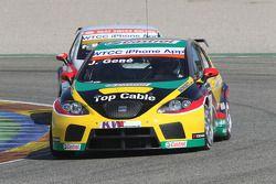 Jordi Gene, SR-Sport, Seat Leon 2.0 TDI
