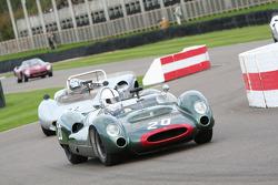 Michael O'Shea, Cooper Maserati T61p 'Monaco'