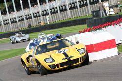 Oliver Mathai Ford GT40