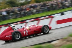 Richard Attwood, Ferrari 246 Dino