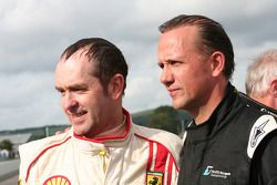 Winnaars Peter Hardman en Jean-Marc Gounon