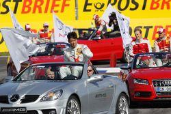 Parade des pilotes : Congfu Cheng, Persson Motorsport