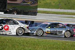 Départ : Ralf Schumacher, Team HWA AMG Mercedes C-Klasse
