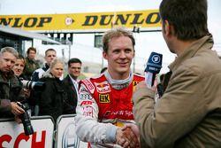 Troisième : Mattias Ekström, Audi Sport Team Abt