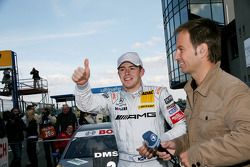 Vainqueur : Paul di Resta, Team HWA AMG Mercedes