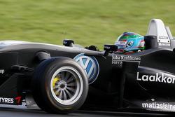 Matias Laine, Motopark Academy Dallara F308 Volkswagen