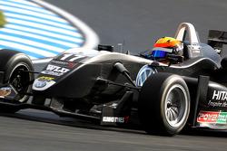 Tobias Hegewald, Motopark Academy Dallara F308 Volkswagen