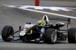 Renger van der Zande, Motopark Academy Dallara F308 Volkswagen