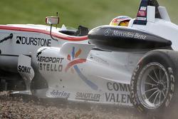 Roberto Merhi, Mücke Motorsport Dallara F308 Mercedes spin