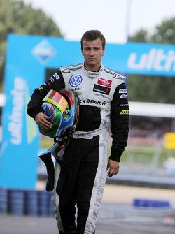 Matias Laine, Motopark Academy Dallara F308 Volkswagen, abandonne