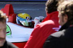 Race winner Jim Pla, ART Grand Prix Dallara F308 Mercedes