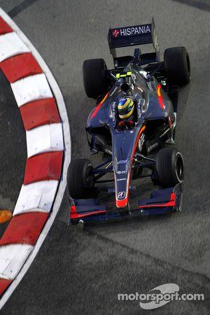 Bruno Senna, Hispania Racing F1 Team
