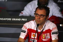 Stefano Domenicali Ferrari Directeur Général