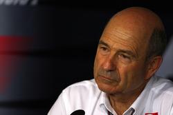 Peter Sauber, BMW Sauber F1 Team, Team Principal