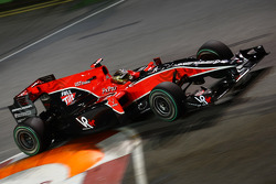 Тимо Глок, Virgin Racing
