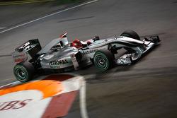 Михаэль Шумахер, Mercedes GP