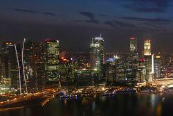 Singapour et le Marina Bay Street Circuit