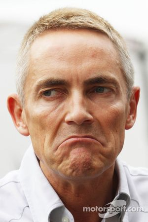 Martin Whitmarsh, McLaren, Director Ejecutivo