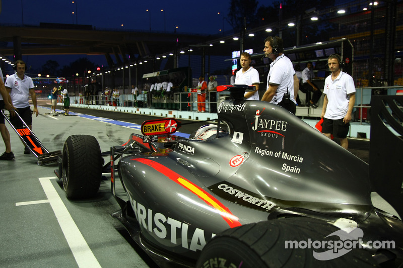Hispania/HRT (2010-2012)