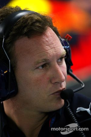Christian Horner, Red Bull Racing, deportivo Director
