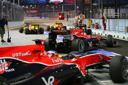 Лукас ди Грасси, Virgin Racing
