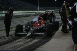 Arrêt au stand pour Marco Andretti, Andretti Autosport