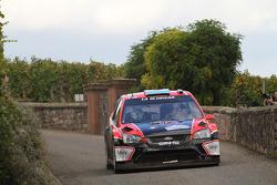 Federico Villagra, Ford Focus RS WRC08, Munchi's Ford World Rally Team
