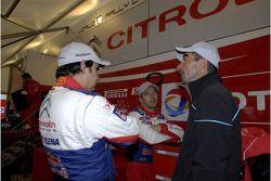 Auto Citroën C4 de Sébastien Loeb, Citroën Total World Rally Team