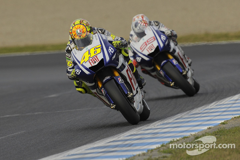 Motegi 2010: Otro duelo memorable con Jorge Lorenzo