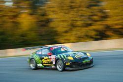 Alex Job Racing Porsche 911 GT3 Cup : Bill Sweedler, Romeo Kapudija, Jan-Dirk Leuders