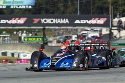 #52 PR1 Mathiasen Motorsports Oreca FLM09: Ricardo Gonzalez, Luis Diaz, Ryan Lewis