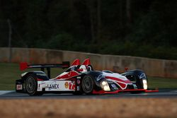 #73 Intersport Racing Oreca FLM09: Antonio Downs, Lucas Downs, Matt Downs