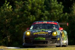 #23 Alex Job Racing Porsche 911 GT3 Cup: Bill Sweedler, Romeo Kapudija, Jan-Dirk Lueders
