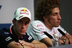 Conferencia de prensa previa al evento: Andrea Dovizioso, Repsol Honda Team