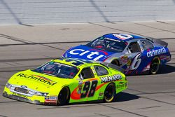 Paul Menard and Ricky Stenhouse Jr.