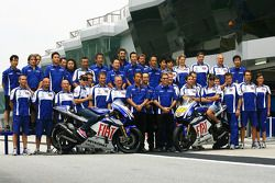 Fiat Yamaha Team