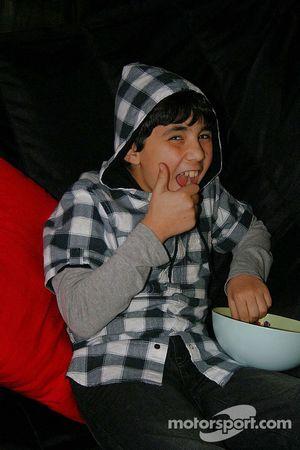 Gabriel Dias' broer