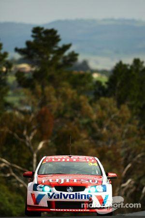 Garry Rogers Motorsport N°34 : Michael Caruso, Greg Ritter