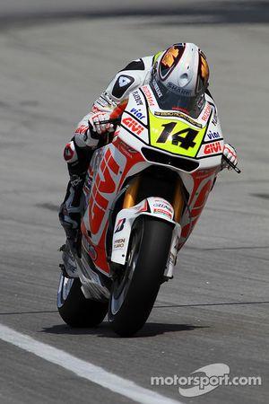 Randy De Puniet, LCR Honda