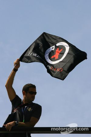 Bandera de Lorenzo Land