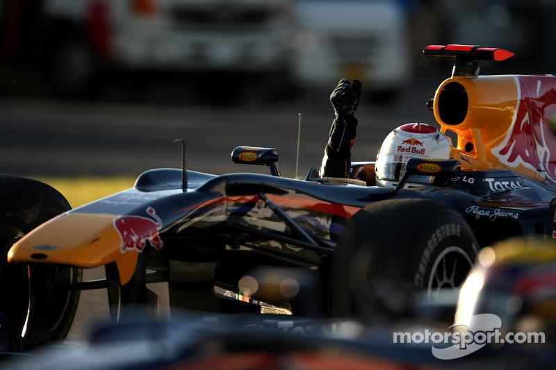 Red Bull 2010: Sebastian Vettel, Red Bull RB6